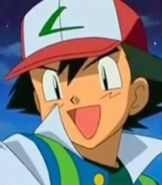 Ash Ketchum in Pokemon Mewtwo Returns