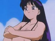 Sailor Mars in Beach Blanket Bungle