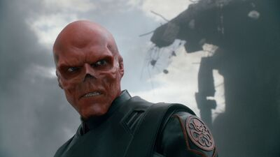 The Red Skull Might Be Returning to the MCU