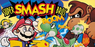 'Super Smash Bros' At 20:  The Oddball All-Star Brawl That Started It All