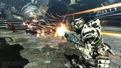 'Vanquish' PC Port Sliding In Later This Month