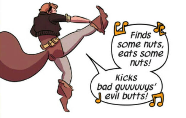squirrel girl tv show new warriors