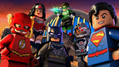 Interviews With the Cast of 'LEGO Justice League: Cosmic Clash'