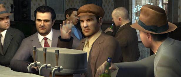 mafia video game