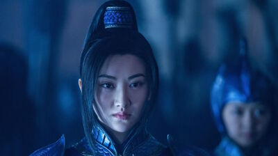 NYCC: Jing Tian 'The Great Wall' Interview