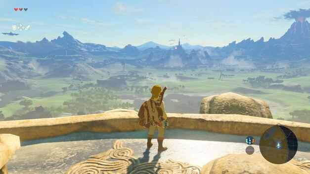 Legend of Zelda Breath of the Wild – Best games of 2017