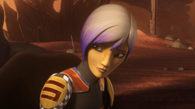 Why Sabine's Family Reunion on 'Star Wars Rebels' Matters More Than You Think