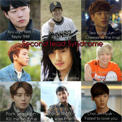 second lead syndrome k-drama cliche
