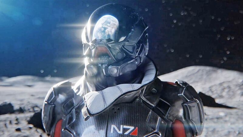 Mass Effect Andromeda Release Date Races Pathfinder