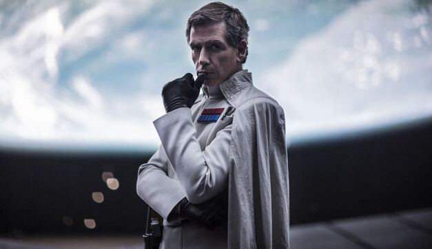 Krennic Star Wars Rogue One Ben Mendelsohn