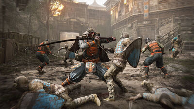 PAX West 2016 - An Interview with 'For Honor' Creative Director Jason VandenBerghe