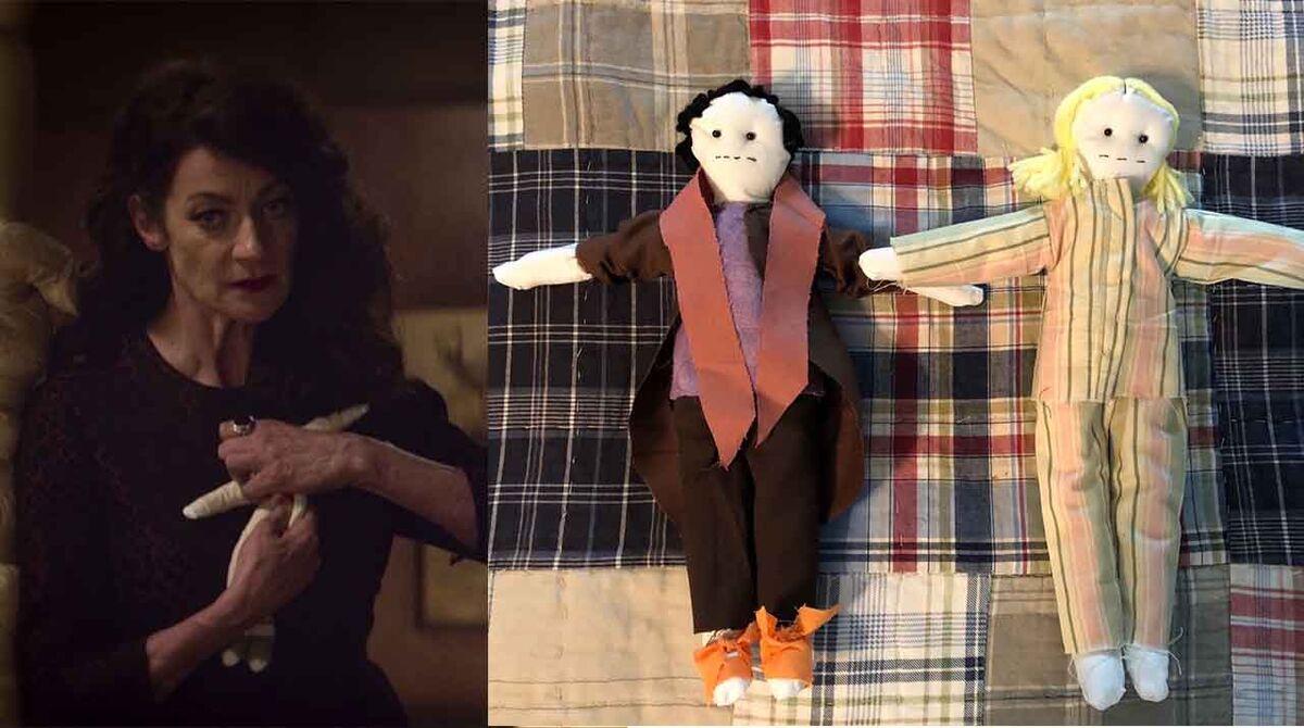 Chilling Adventures of Sabrina Miss Wardwell dolls