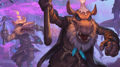 'Hearthstone's Dungeon Run Mode Is Hard but Accessible