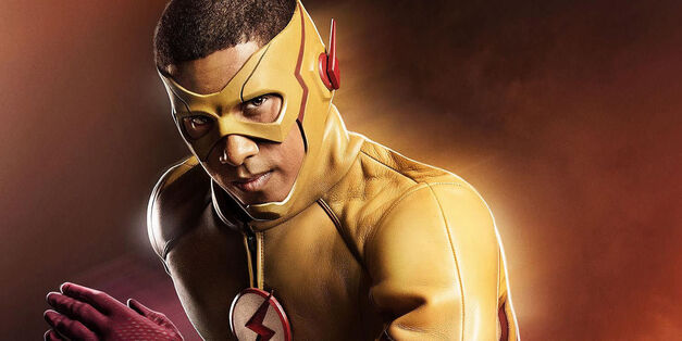 Wally West The Flash TV Arrowverse