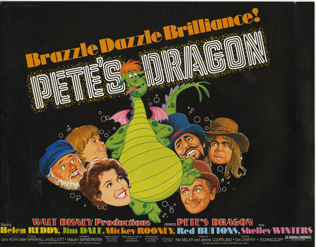 The original version of the film was a musical comedy with animation