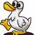 Fidgety Duck