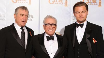 Scorsese, De Niro, and DiCaprio (Oh My!) Might Make a Killer Movie Together