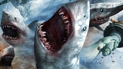 Could 'Sharknado 6' Feature Demon Possessed Time Traveling Zombie Sharks?