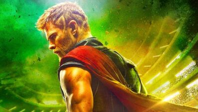 Get a Closer Look at Sakaar with this 'Thor: Ragnarok' Model