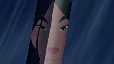 Mulan: Characters 1998 vs 2020