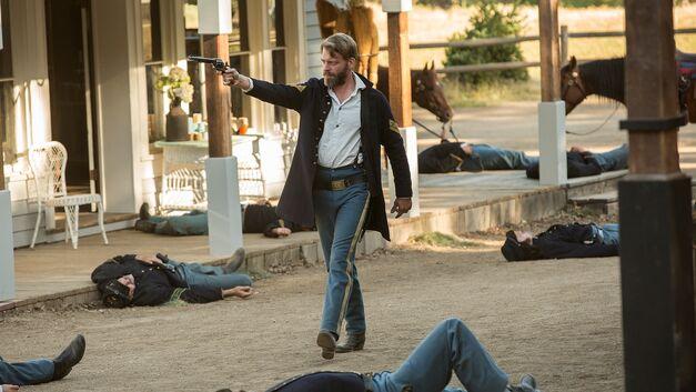 Wyatt Westworld