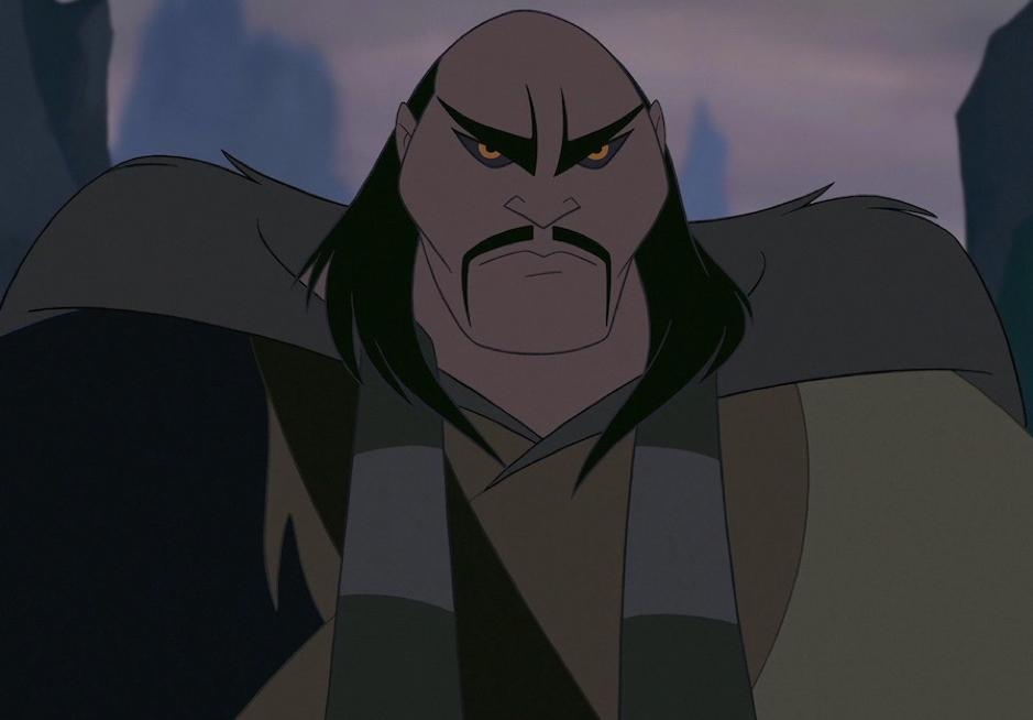 Mulan Characters 1998 Vs 2020 Fandom