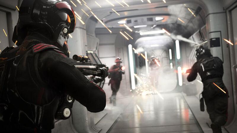 Star Wars Battlefront 2 E3