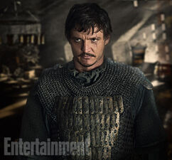 NYCC: Pedro Pascal 'The Great Wall' Interview