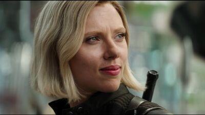 Is Black Widow Disguised as Yelena Belova in 'Avengers: Infinity War'?