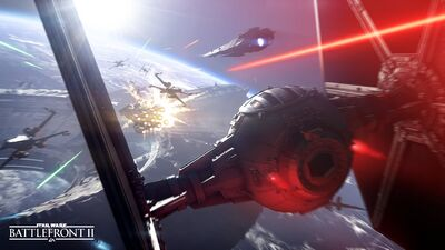 'Star Wars Battlefront 2' Has The Best Space Battles Since 'Rogue Squadron'