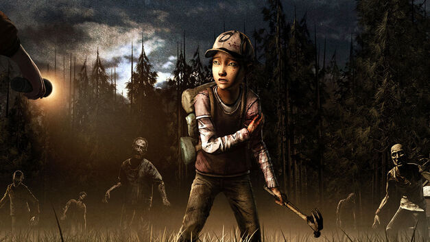 Telltales The Walking Dead Clementine