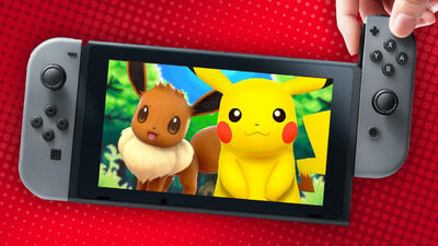 UPDATED:There Are 3 Pokémon Switch Games Coming: Here's What To Expect From Them