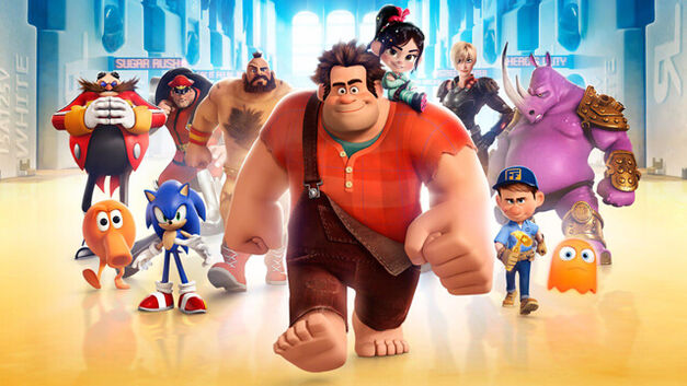 What new characters will Ralph Breaks the Internet introduce?