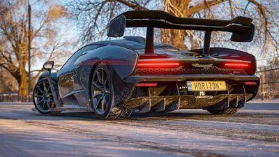 'Forza Horizon 4': Britain Will Weather Diverse, One-Week Seasons