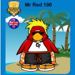 Mr Red 100