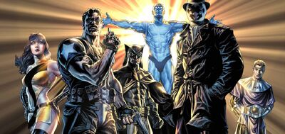 The Parallels Between 'Batman v. Superman' and 'Watchmen'