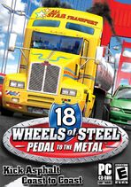 18 Wheels of Steel- Pedal to the Metal (2004)