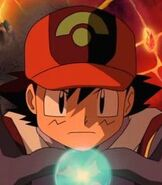 Ash Ketchum in Pokemon Lucario and the Mystery of Mew