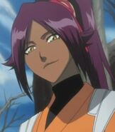 Yoruichi Shihoin in Bleach Fade to Black