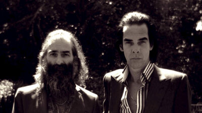 Nick Cave and Warren Ellis Score 'Hell or High Water'