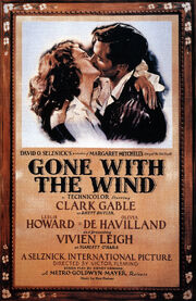 Poster - Gone With the Wind 01