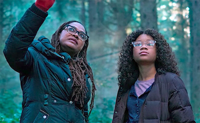 Ava duvernay directing storm reid in 'a wrinkle in time'