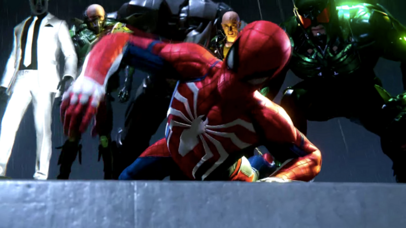 Why the Spider-Man PS4 Villains Make No Sense | FANDOM