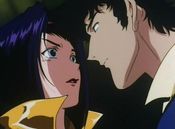 Anime Galleries dot Net - Electra/cb elektra0000 Pics ... |Cowboy Bebop Spike And Elektra