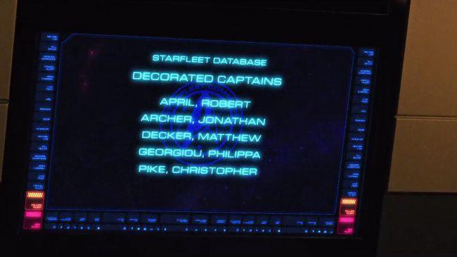 Star Trek Discovery Easter Eggs