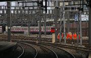 Paddington station MMB 13 C-stock