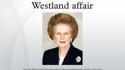 Westland affair