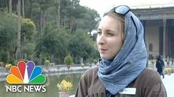 Americans Vacationing In Iran NBC News