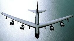 The B-52 Stratofortress Bomber