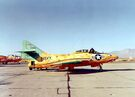 QF-9J Cougar target drone at China Lake in 1970